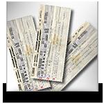 biglietti del treno